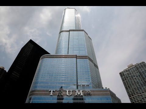 Time-lapse: Building Chicago's Trump Tower