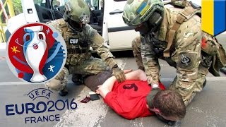 Euro 2016 terror: Frenchman planned terror attacks, caught in Ukraine with weapons - TomoNews