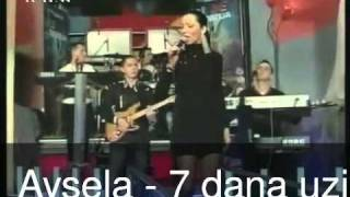 Aysela - Sedam Dana - (LIVE) - (OTV Valentino 2011)