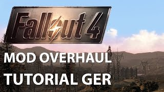 Fallout 3 – Fallout 4 Graphics Overhaul Tutorial | Anleitung GER german deutsch [FullHD]