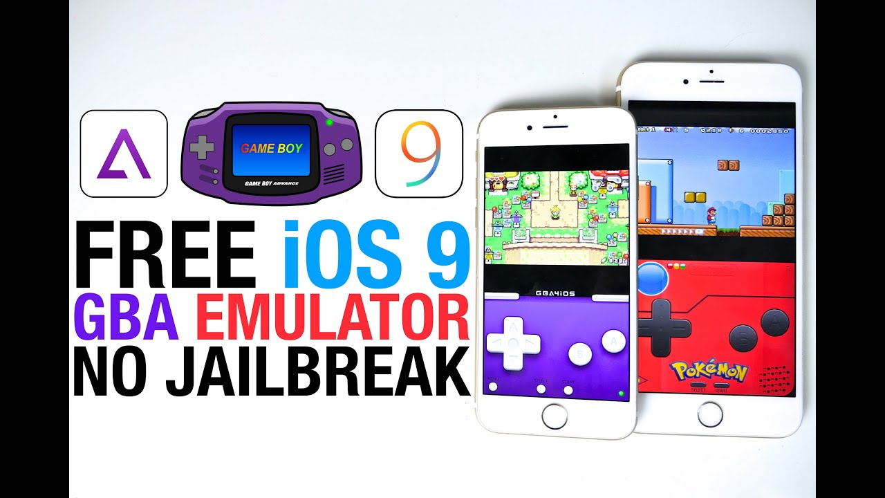 Gameboy emulator iphone ios 9