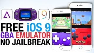 How To Get GBA Emulator on iOS 9 FREE - GBA4iOS 2.1 NO Jailbreak
