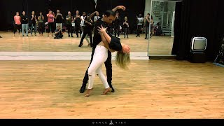 Bachata sensual workshop with Fabian and Livia