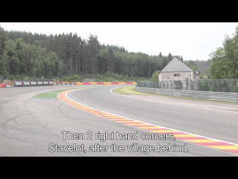 Spa-Francorchamps guide: the track through the eyes of Tom Coronel WTCC 2014