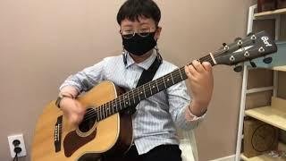 김광석의 '먼지가 되어' 기타Ver.