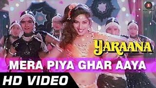 Mera Piya Ghar Aaya | Yaraana [1995] | Madhuri Dixit | Bollywood Item Song