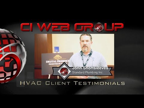 Client Review For CI Web Group | Standard Plumbing | Amana