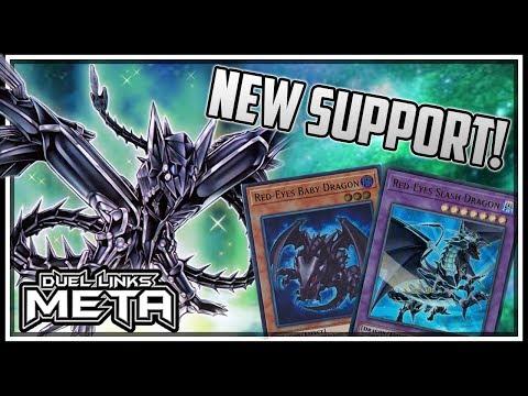 NEW Black Metal Dragon Makes Red-Eyes Better! [Yu-Gi-Oh! Duel Links]