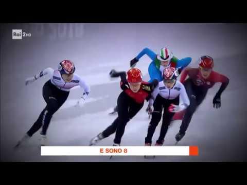 Giochi Olimpici invernali - Italia di bronzo nella staffetta!