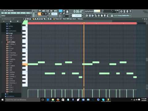Future - Wicked FL Studio Preview Tutorial FLP instrumental