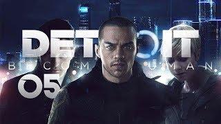 Detroit: Become Human (PL) #5 - Pościg (Gameplay PL)