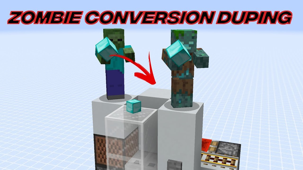 Tutorials/Block and item duplication – Official Minecraft Wiki