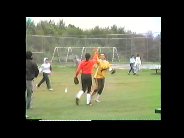 Fox Hill Maple - City Plaza Women game three  8-24-86