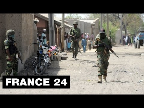 Boko Haram militants attack a military base in Northwest Cameroon - BOKO HARAM