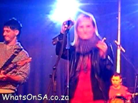 The Pixie Bennett Band live at Splashy Fen 2009.