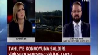Güne Bakış Habertürk Doç Dr Ahmet Kasım Han