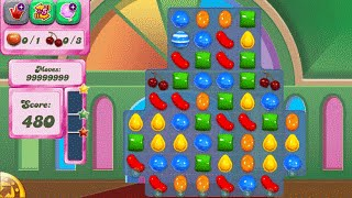 Candy Crush Saga Unlimited Moves (ANDROID)