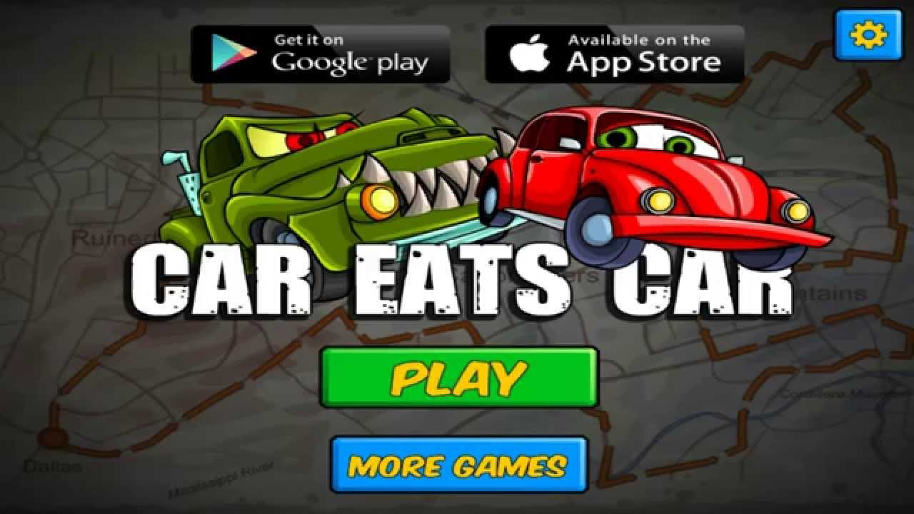 Games To Play Now : Play car eat games online free to