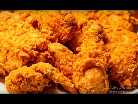 الخلطة السرية الحقيقية ووصفتين لدجاج كنتاكي Perfect Kfc Copycat 2 Recipes Youtube