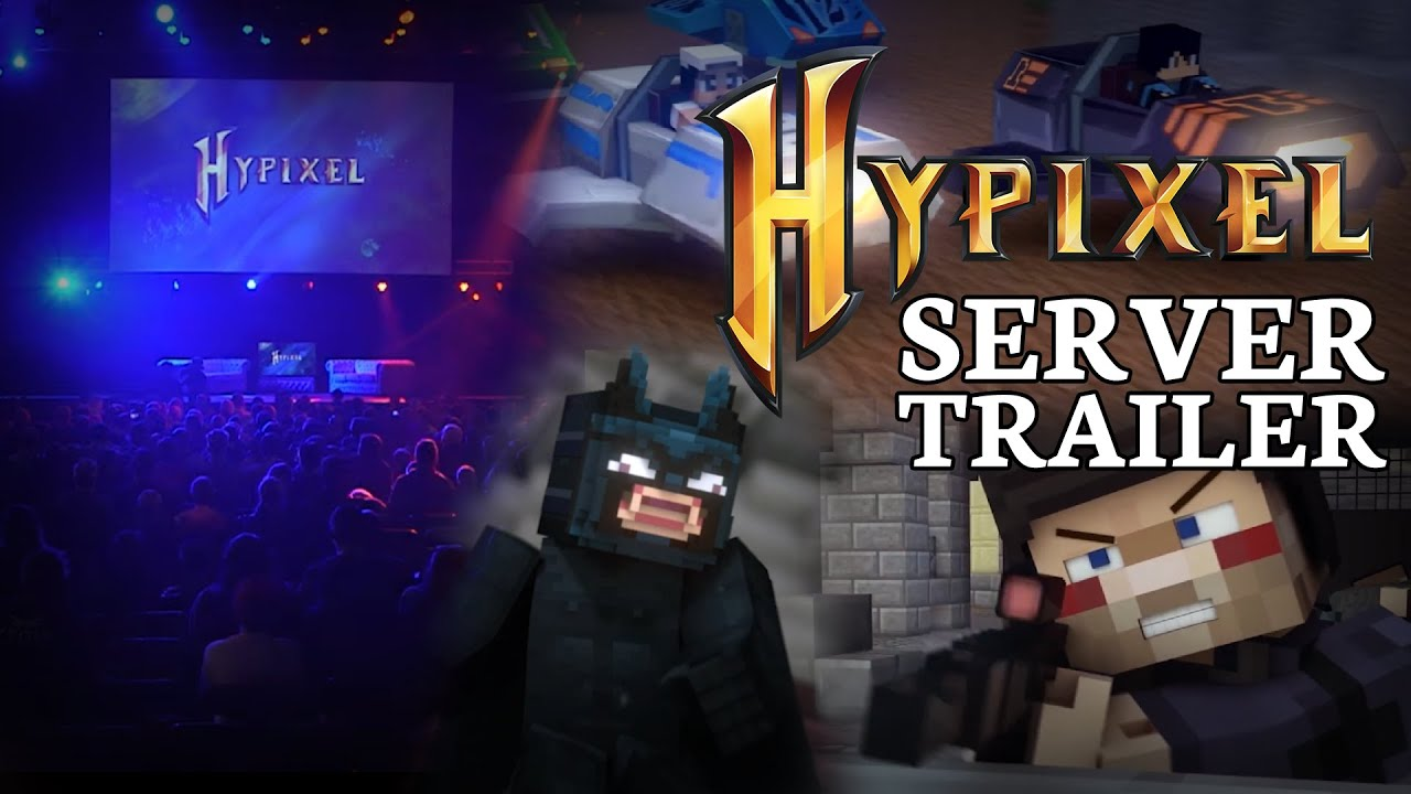 Free-to-play Minecraft Games | Minecraft Server | Hypixel