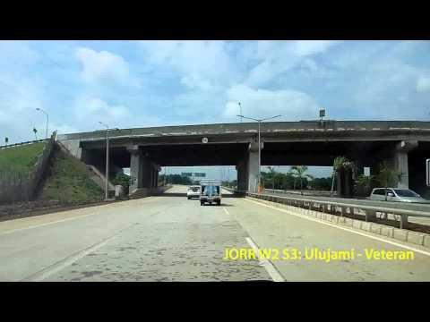 JRT 039: Pantai Indah Kapuk - Tol Jagorawi via JORR