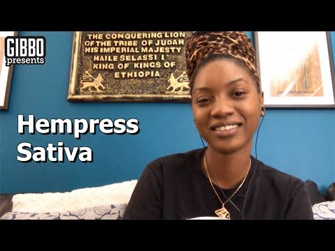 Hempress Sativa Talks Getting Lost In Music & Reggae Industry Cliques