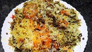 Khadi Masoor Dal Keema Pulao | Delicious Rice Recipe | Yasmin Huma Khan