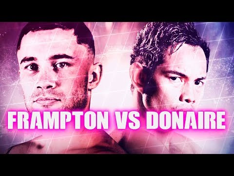 Carl Frampton vs Nonito Donaire (Highlights)