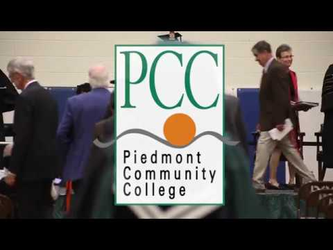 Piedmont Community College 2018 Commencement Address
