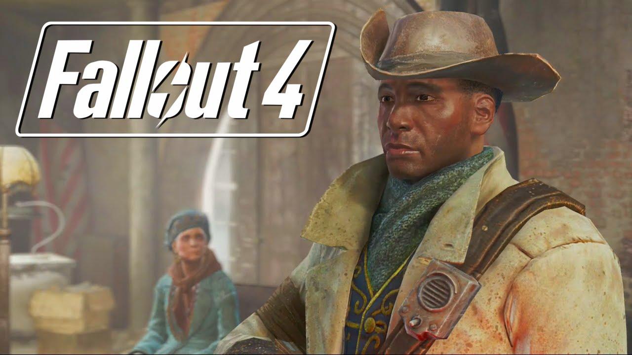 Fallout 4 gay romance