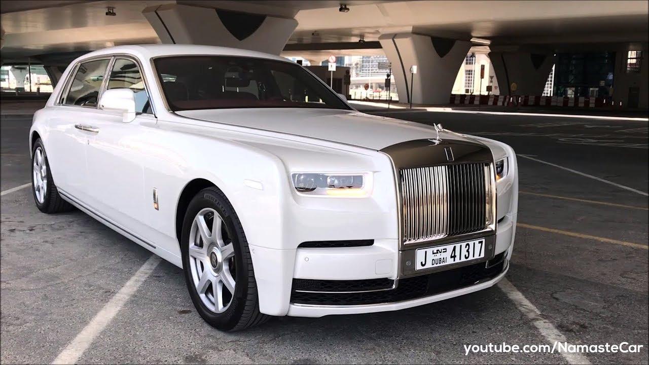 Rolls Royce Phantom Viii Extended Wheelbase 2018 Real