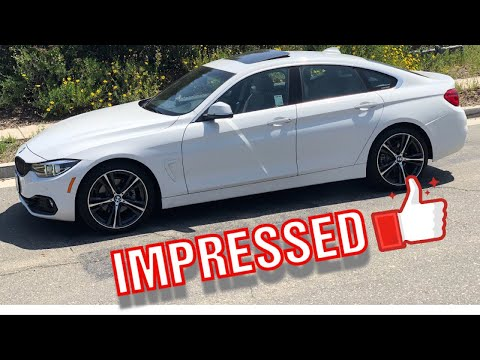2018 BMW 430i Grancoupe ( My Thoughts )