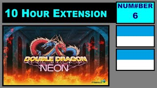 Double Dragon Neon Music - City Streets 2 (Mango Tango - Neon Jungle) [10 Hour Extension]
