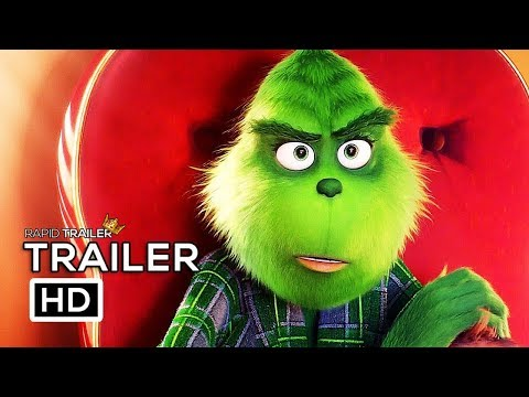 Play THE GRINCH Teaser Trailer (2018) Benedict Cumberbatch Animated Movie HD