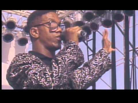 Frankie Paul - Reggae Sunsplash (Jamaica,1991)
