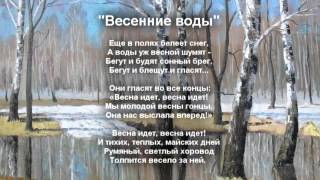 Анализ стихотворения Тютчева -