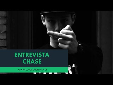 """CHASE """"NO COMPARTO Al Que TRAICIONA Sus IDEAS Por Hacer DINERO""""   ENTREVISTA"""