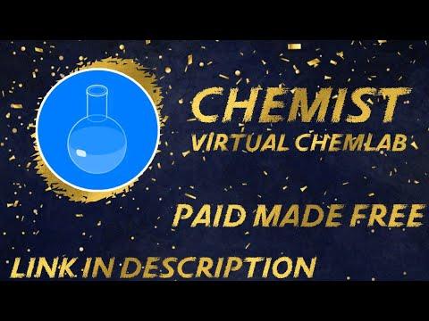 Chemist-virtual chemlab free download