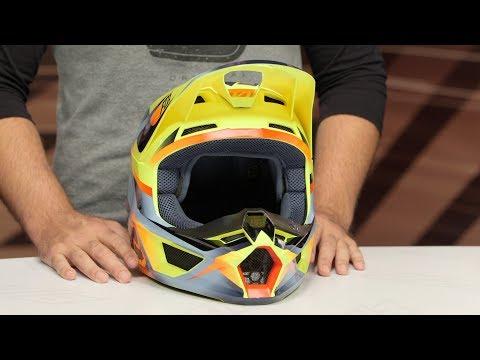 Fox Racing V1 Helmet Review