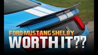 Worth It?? - 2017 Ford Mustang Shelby GT350 Long-Term Review