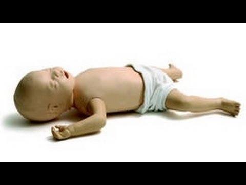 Paediatric CPR in 5 min