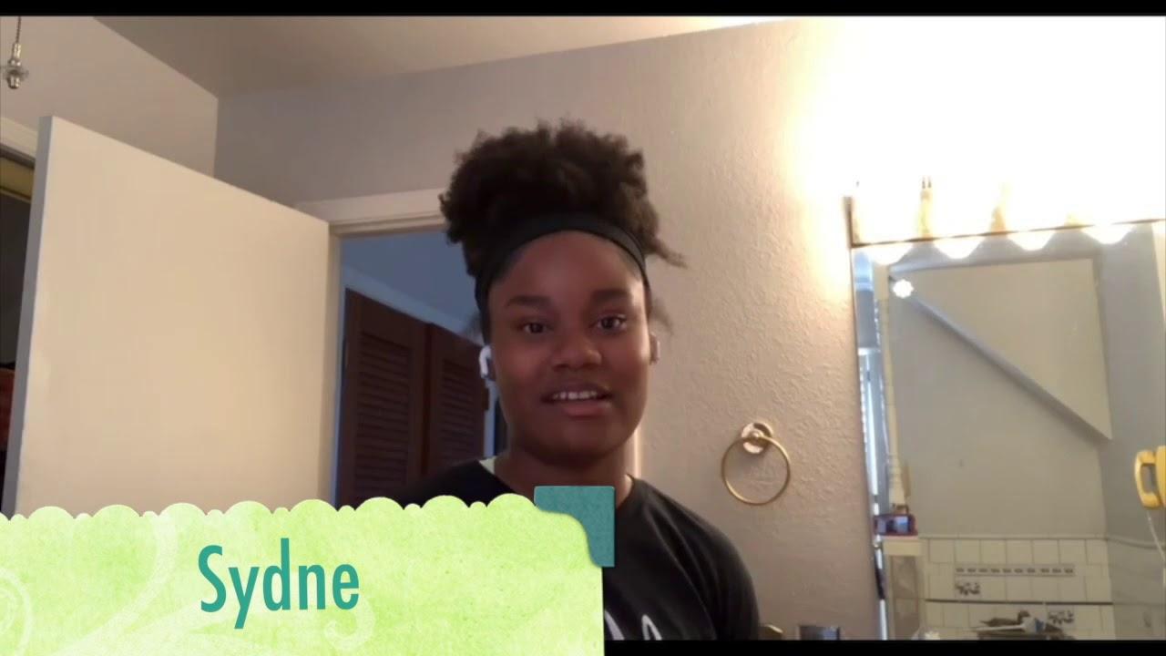 Sydne, Awesome Ambitions participant. praises program