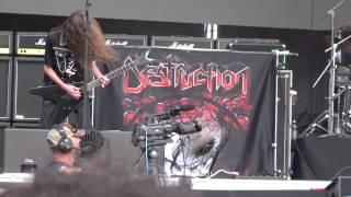 Destruction - BCN Rock Fest 2015 - Eternal Ban