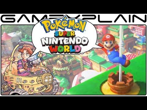Pokémon Land 2020 & Super Nintendo World Orlando Delay - DISCUSSION (Thoughts & Ride Ideas)