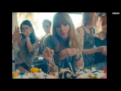 taylor swift the lucky one offical music video