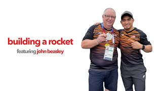 Building Rockets featuring John Beasley with Great People TV