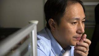 Chine : le créateur des bébés OGM condamné à 3 ans de prison