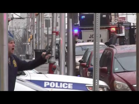 Multiple police officers shot in New Jersey