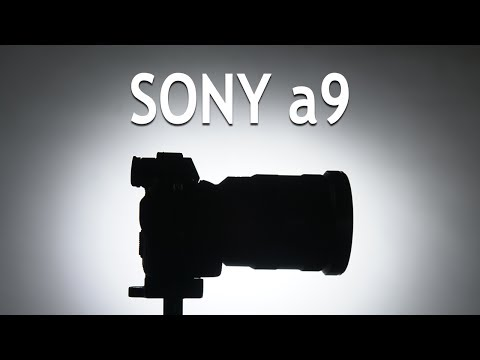 Sony a9 Hands-on Camera Review