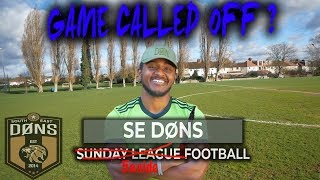SE DONS vs KENNINGWELL CALLED OFF ? | 5's TAKEOVER